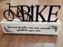 Placa Bike