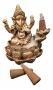Porta Incenso Refluxo Ganesha