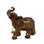 Elefante em resina