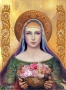 Cartaz de Maria da Rosa Mistica