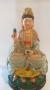 Kuan Yin em resina colorida