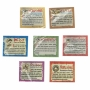 Amuletos de carteira diversos