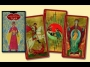 Golden tarot of the Tsar